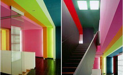 Le Color Block Une Tendance D Revêtements Peintures